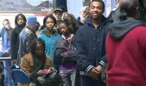 Even longer lines for black voters
