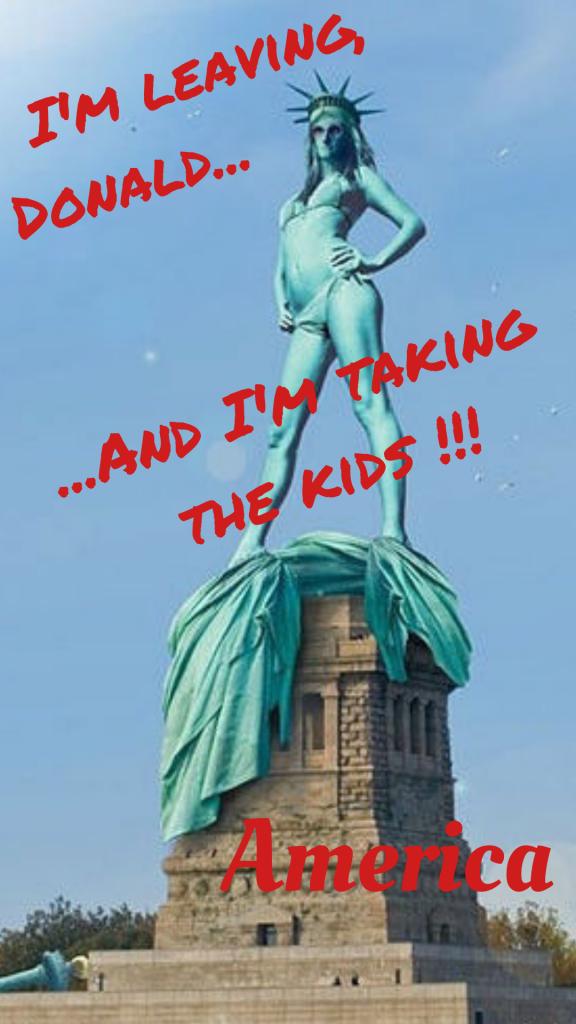 Sexy Lady Liberty