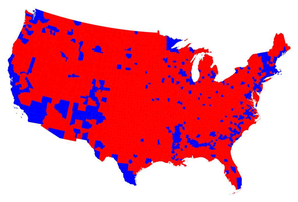Dem-Republican Vote Dist.