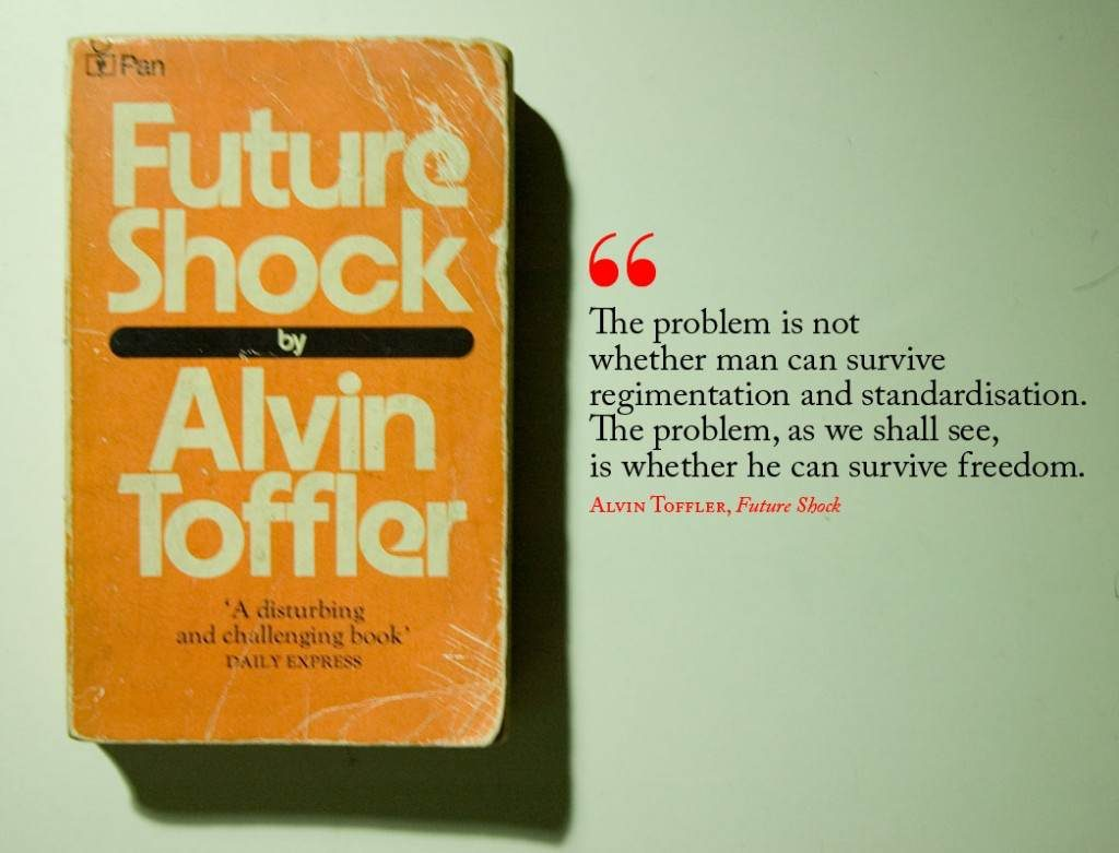 Future Shock the Book